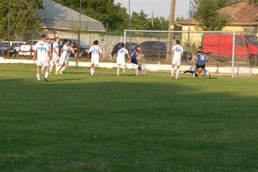 Al doilea esec cu 0-4 pentru Sportul Chiscani
