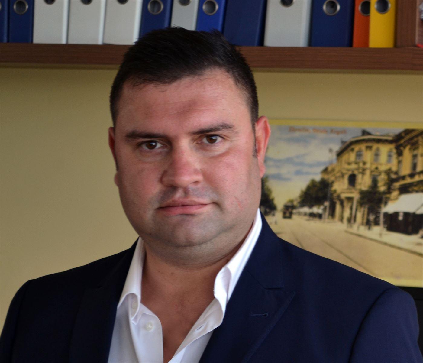 """Alexandru Bucălău: """"Trebuie să înțelegem că fiecare euro din această diferență de fonduri atrase înseamnă creșterea decalajului dintre Brăila și județele dezvoltate"""""""