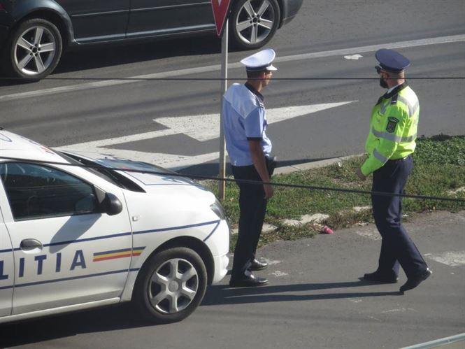 Brăilean depistat de polițiști în timp ce conducea un vehicul deși avea permisul suspendat
