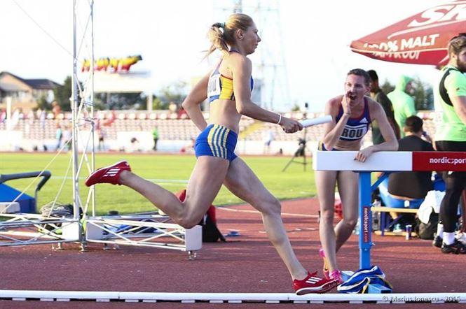 Braileanca Anamaria Ionita va reprezenta Romania la mondialele de atletism