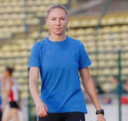 Anamaria Ionita, doua medalii de aur in prima zi la nationalele de atletism