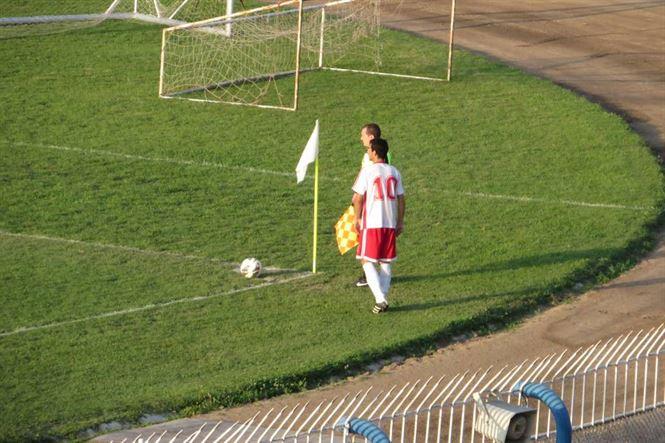 Andrei Craciun a debutat cu goluri la futsal