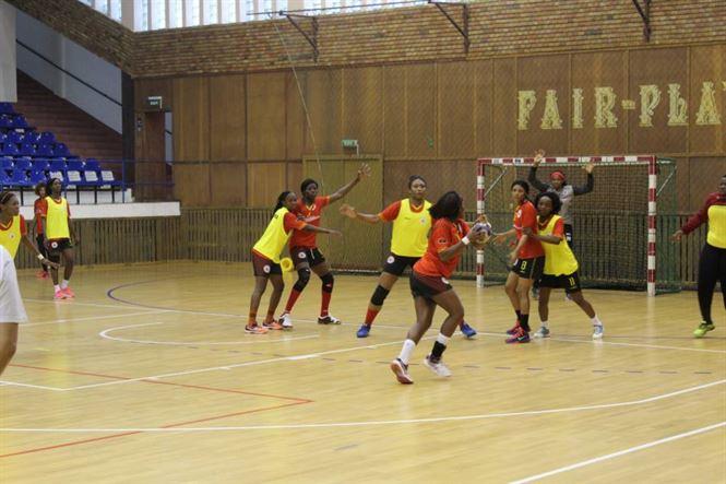 România A și Angola vor juca duminică pentru câștigarea Trofeului Carpați