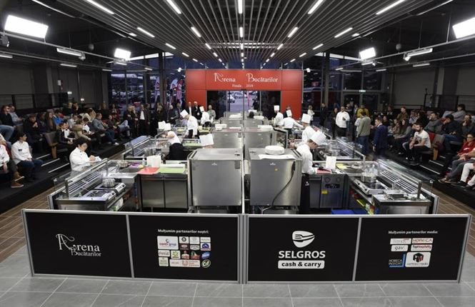 """Chef Kenan Inci, de la restaurantul brăilean """"Pește și vin"""", a ratat calificarea în finala concursului """"Arena Bucătarilor"""""""