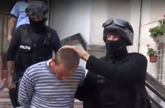 Arestat 30 de zile pentru ultraj la politist