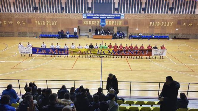 Astăzi de la ora 17 au loc semifinalele Cupei Moș Crăciun la fotbal în sală