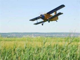 Atentie braileni ! APIA verifica fermierii din aer si de la sol