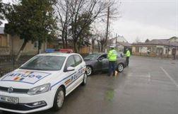 Barbat din Viziru, cu permisul suspendat, depistat la volan de politistii din judetul Valcea