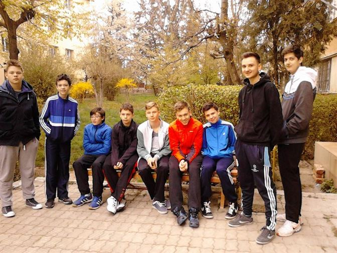 Baschetbalistii de la Balcescu joaca finala mica la ONSS