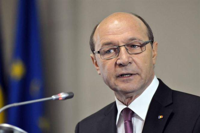 Basescu: Nu exista cumva riscul sa fie mai importante comandamentele economice decat solidaritatea cu Estul?
