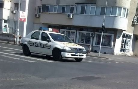Batrana care traversa neregulamentar accidentata pe strada Scolilor