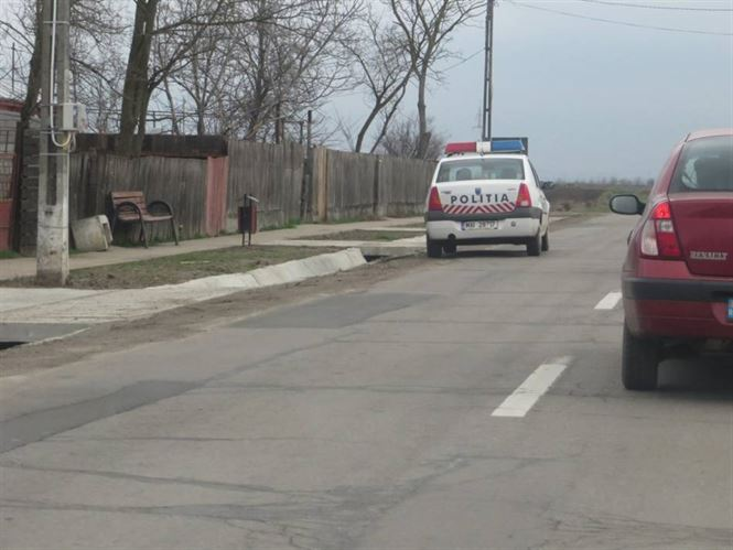 Batrana violata in comuna Tudor Vladimirescu