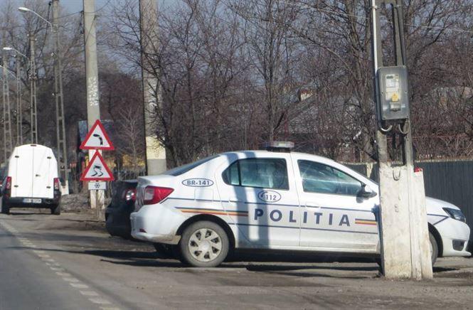 Baut si cu permisul suspendat, depistat de politisti in comuna Viziru