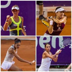 Begu, Dulgheru, Mitu si Olaru formeaza echipa Romaniei de Fed Cup