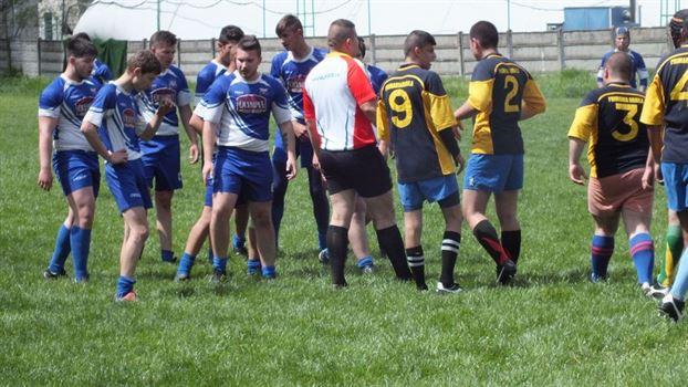 Braila a ocupat locul 2 la Cupa Primaverii la rugby in 7