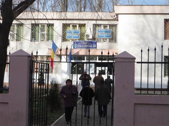 Doar 9271 de persoane au votat în Brăila până la ora 13.00