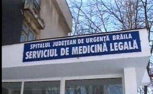Raportul INML: Braila, sub necesarul minim de un medic legist la 100.000 de locuitori