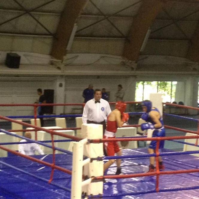 Braileanul Valentin Velicu in finala nationalelor de box pentru tineret