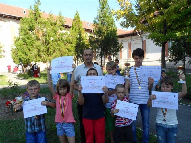 Braileni premiati la Memorialul Marcel Andreescu