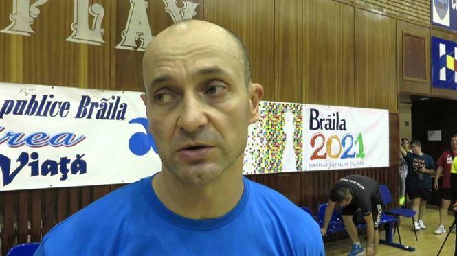 Buceschi vrea performanta pe toate fronturile cu HC Dunarea Braila