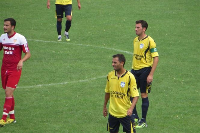 CF Braila a castigat cu 3-2 meciul de la Buzau, cu Gloria