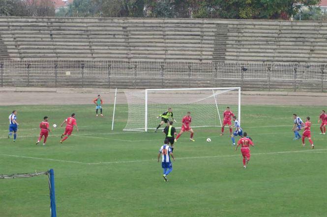 CF Braila a marcat mai multe goluri decat in primele 8 etape la un loc