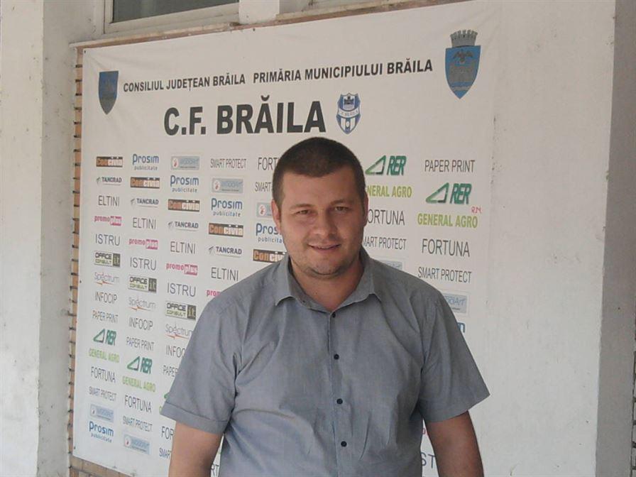 CF Braila suna adunarea pe 13 ianuarie
