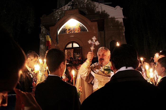 Noaptea de Inviere in orasul Insuratei