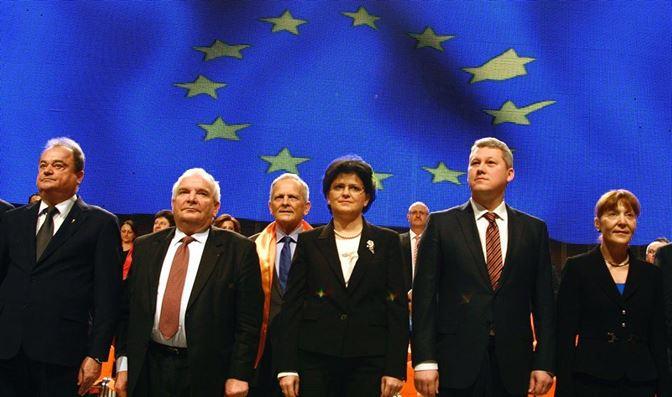 Lansarea candidatilor PDL pentru europarlamentare, la Sala Palatului
