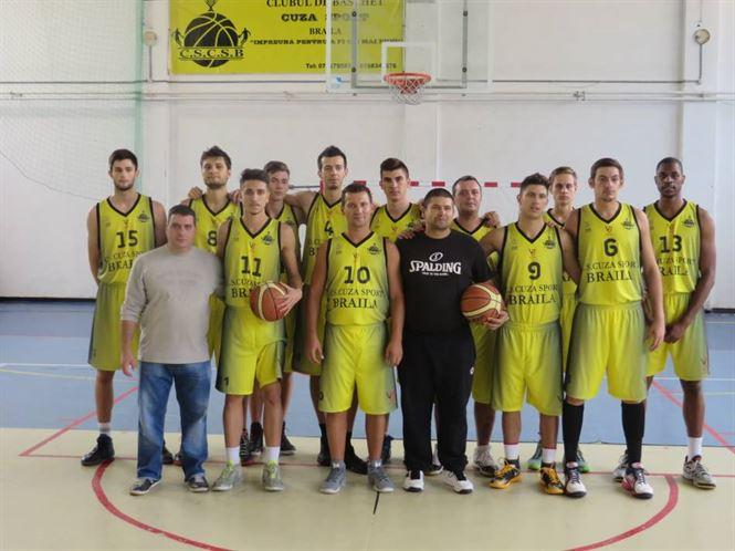 CS Cuza Sport Braila a debutat cu o victorie la Steaua Bucuresti