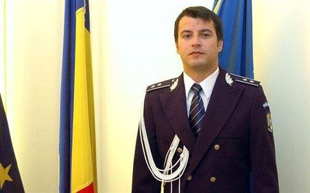 Fost adjunct al IPJ Braila, imputernicit ca sef al politiei anti-mafia galatene