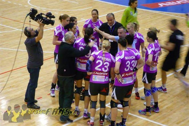 Corona noul lider al Ligii feminine de handbal