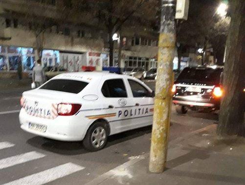 Cu poliția nu-i de glumă
