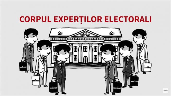 Cum poti fi admis in Corpul expertilor electorali