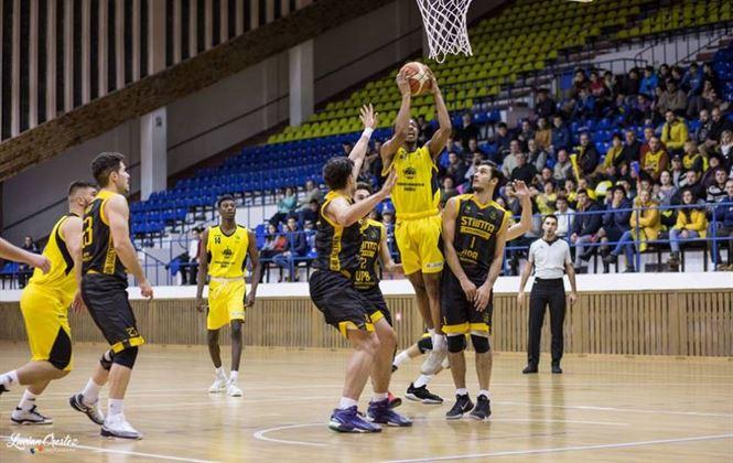 Braila va gazdui turneul final al Ligii 1 de baschet masculin