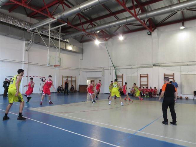 Cuza Sport Braila a pierdut in deplasarea de la Dinamo 2 Bucuresti