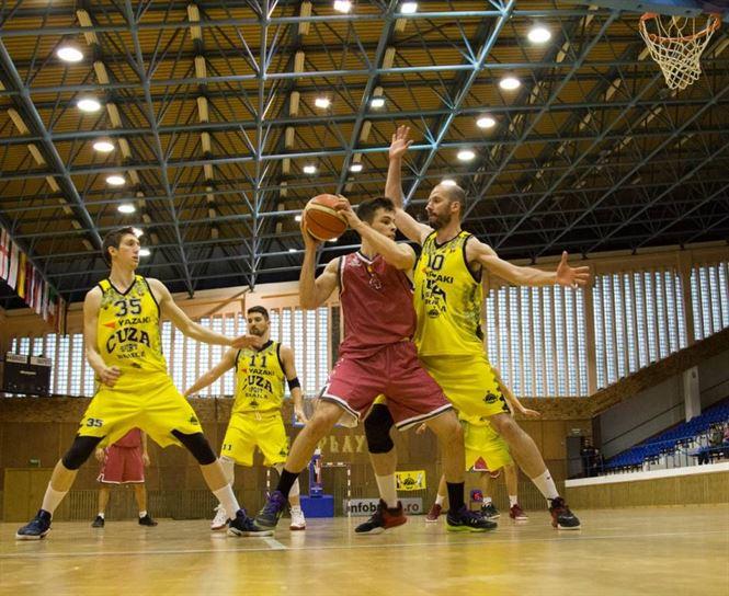 Cuza Sport Braila va termina faza semifinala pe primul loc in cazul unei victorii la Medias