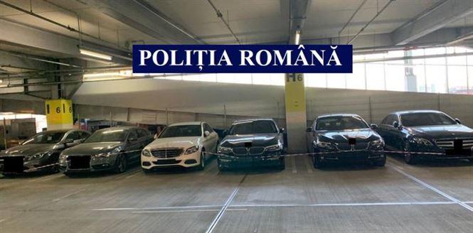 GRUPARE SPECIALIZATĂ ÎN EVAZIUNE FISCALĂ ÎN DOMENIUL COMERȚULUI CU AUTOTURISME SECOND-HAND, DESTRUCTURATĂ