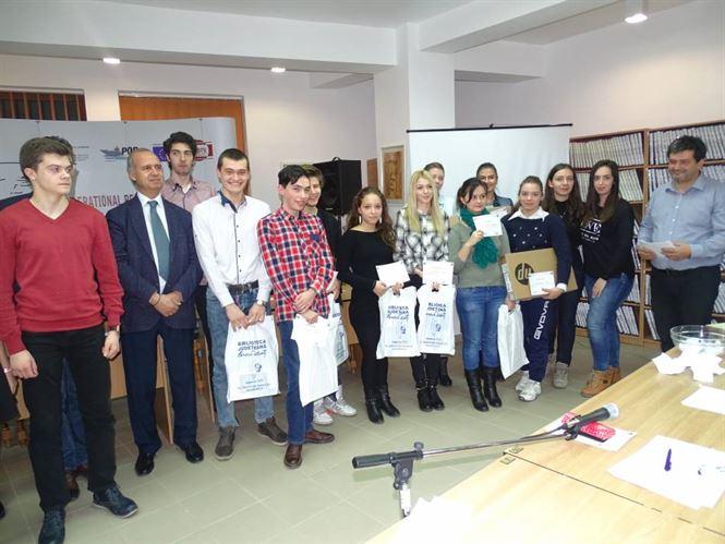 "Concursul ""Braila – trecut, prezent si viitor"" la Biblioteca Judeteana"