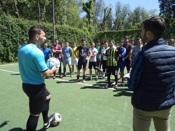"""Peste 100 de participanti la """"CUPA PRIETENIEI – Fa sport cu prietenii"""""""