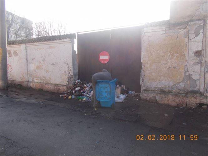 15 braileni amendati pentru depozitarea gunoaielor pe domeniul public
