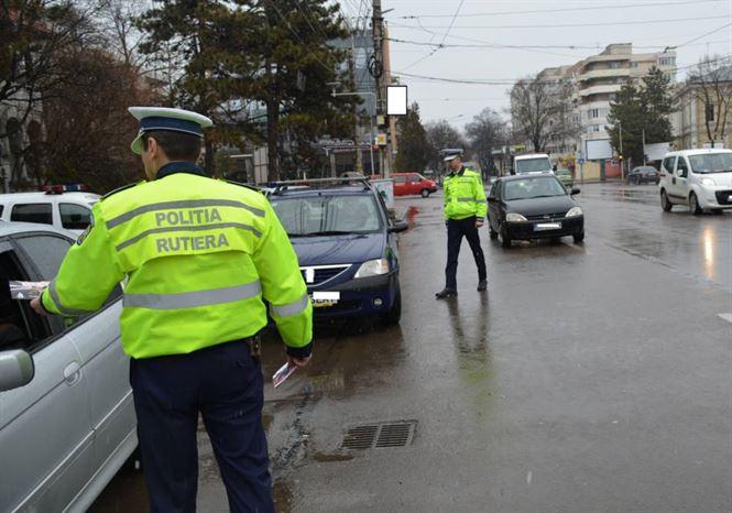 Poliția în acțiune. Doar 7 amenzi aplicate în cursul zilei de ieri