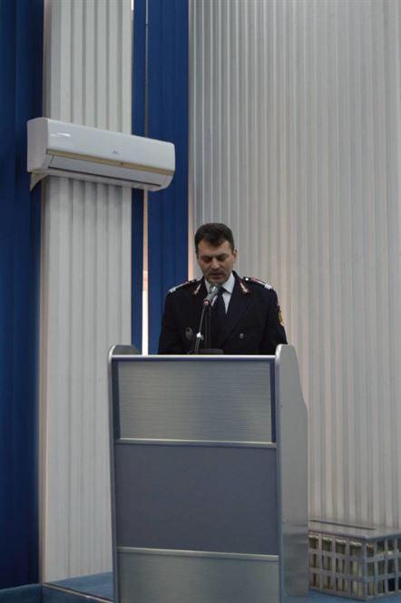 ISU Dunărea și-a prezentat astăzi bilanțul activităților pe anul trecut