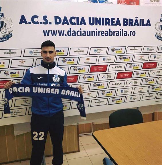 Dacia Unirea Braila a incheiat cantonamentul de la Buftea cu un amical in compania Chindiei Targoviste