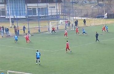 Dacia Unirea a castigat cu 1-0 amicalul cu Otelul Galati