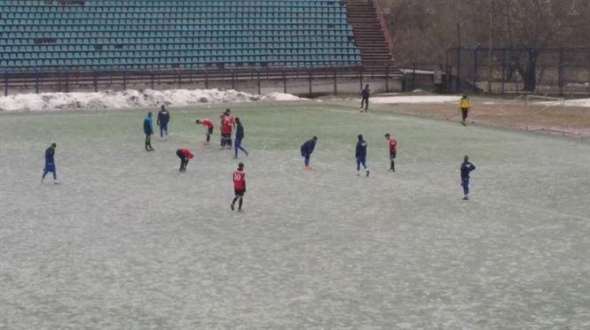 Dacia Unirea a castigat cu 5-1 amicalul cu Metalul Buzau