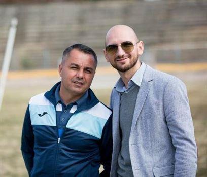 Dacia Unirea a reziliat contractul cu managerul sportiv Cristian Hossu