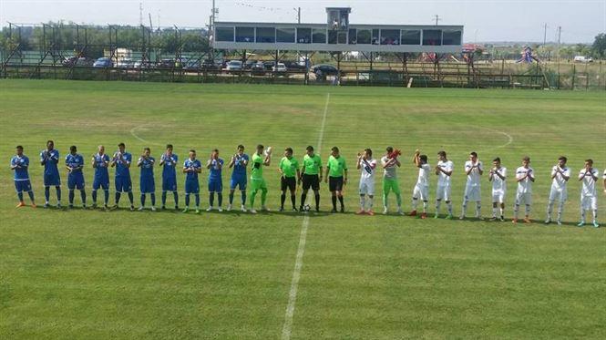 Greu la deal…. Dacia Unirea invinsa cu 7-0 la Clinceni