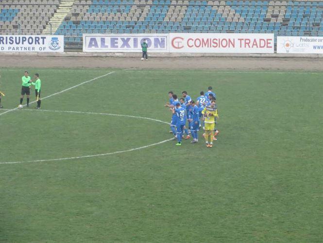 Rezultatele etapei a 36-a din Liga a 2-a obliga Dacia Unirea sa nu piarda la Arad si sa castige acasa cu Pandurii
