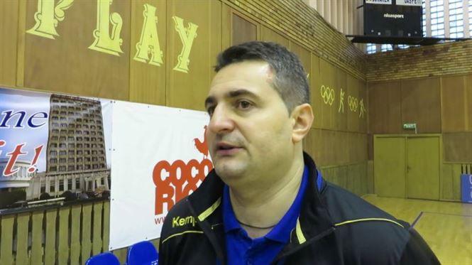Declaratia lui Florentin Pera dupa meciul cu CSM Roman